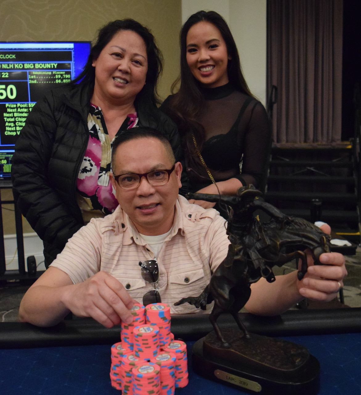 Thu Anh Nguyen - Event 10 - $240 KO Bounty - $9,790
