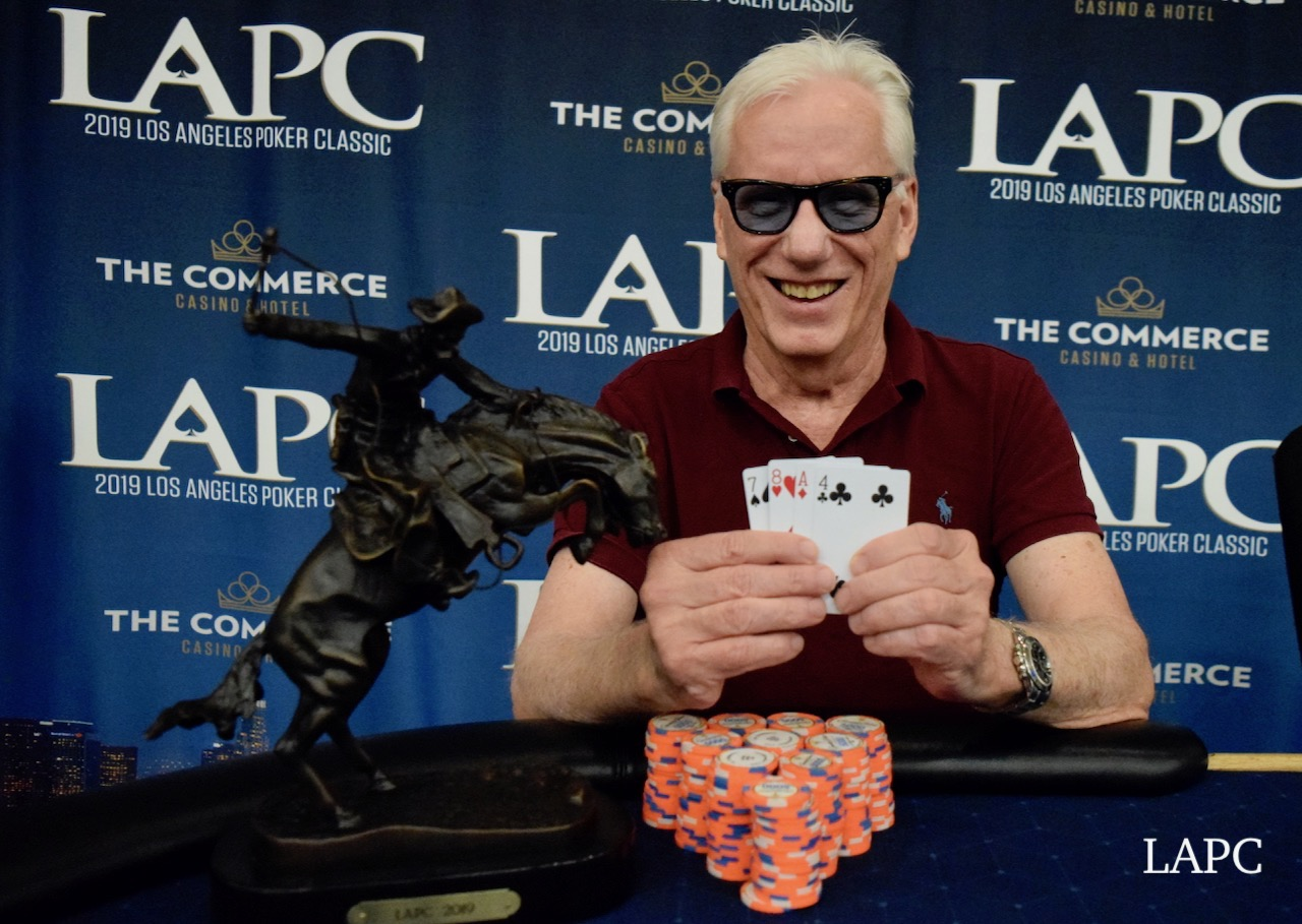 Event 32 - $570 Triple Triple Draw - James Woods - $7,560