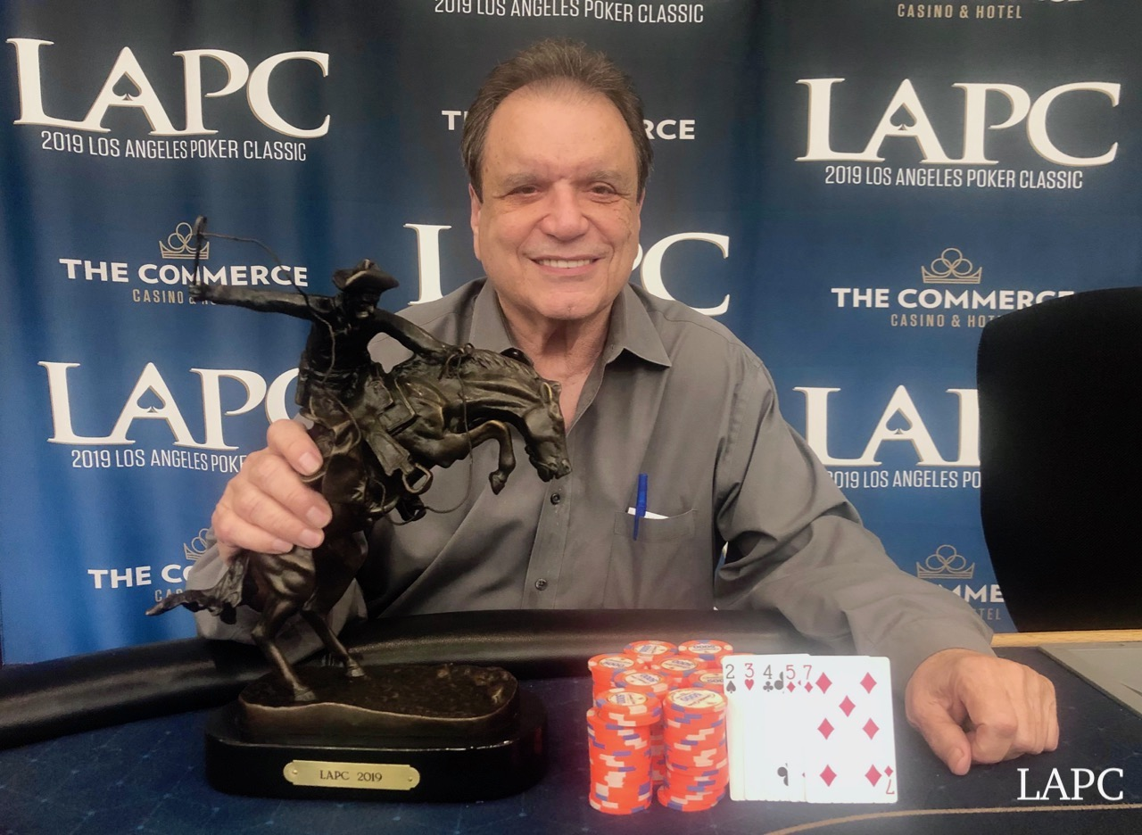 Miami John Cernuto - Event 43 - $1,100 Deuce Triple Draw - $16,685