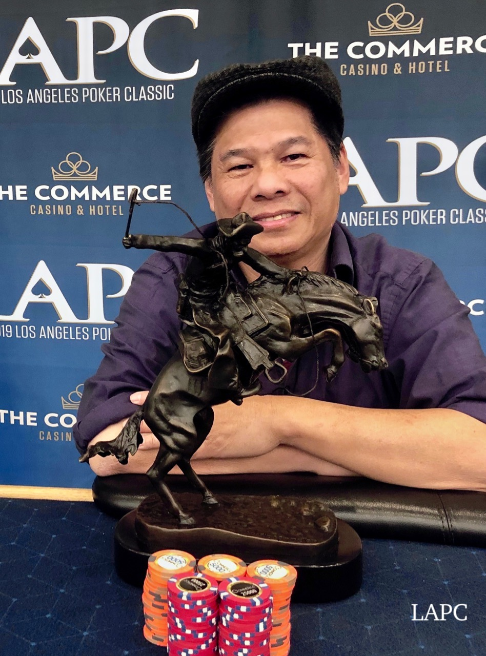 Alexander Nguyen - Event 44 - $1,100 Limit - $18,320