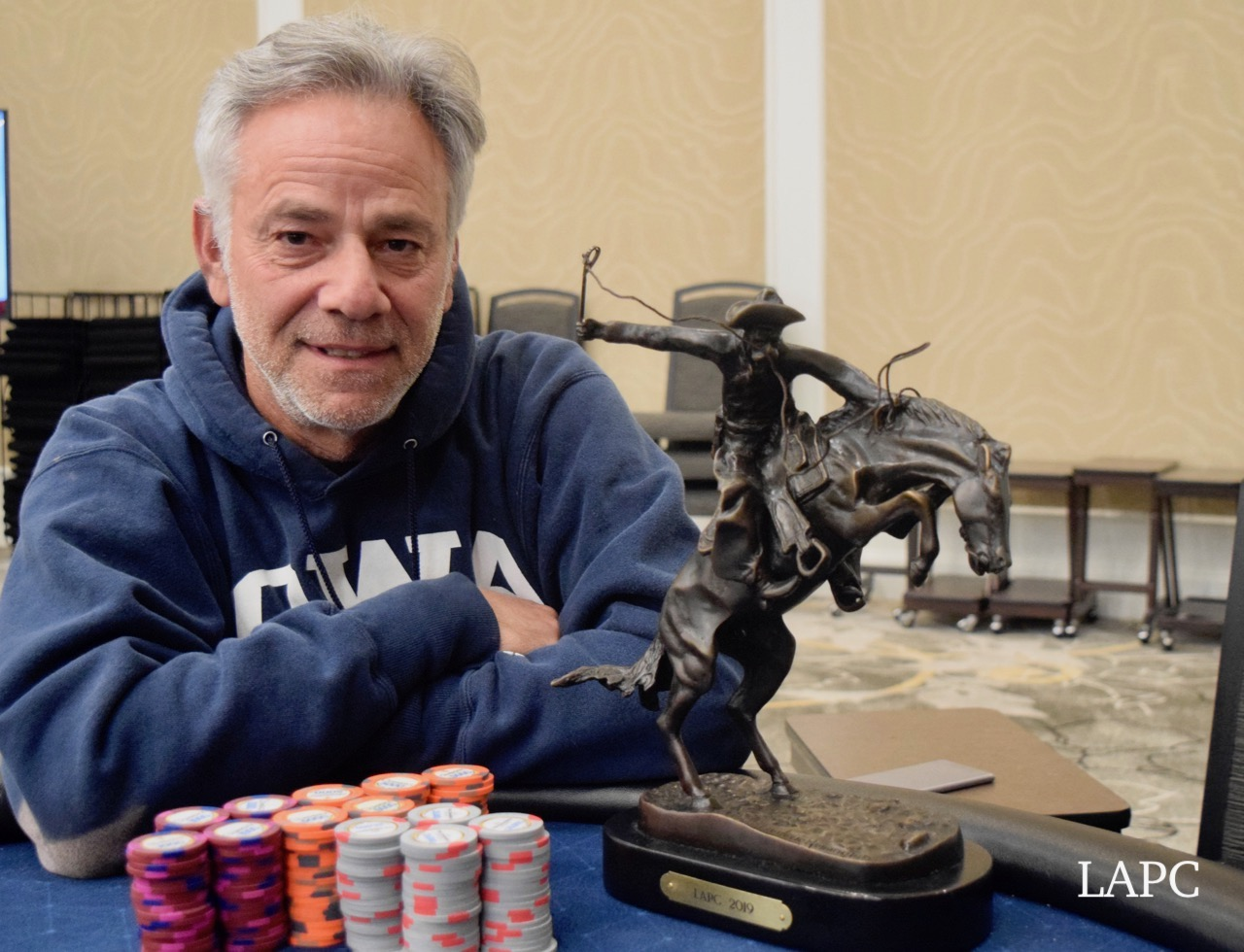 David Rosenbloom - Event 58 - $1,100 Seniors - $28,935
