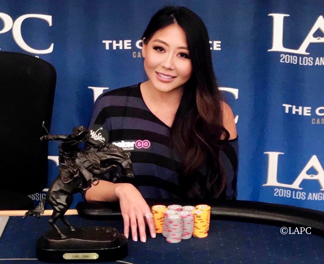 Maria Ho - Event 68 - $15,000 High Roller - $276,690