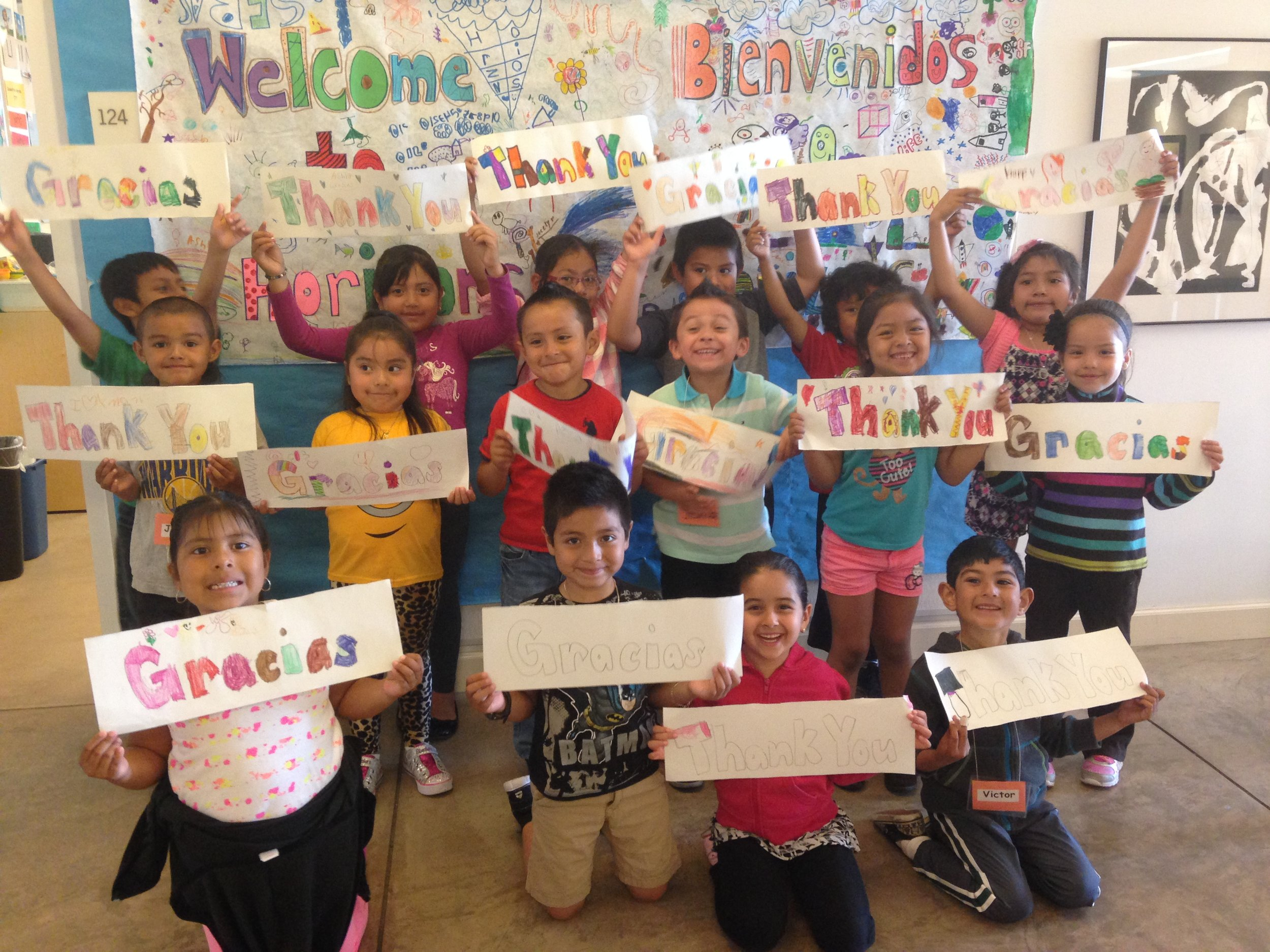 Donate to Horizons at San Francisco Friends School