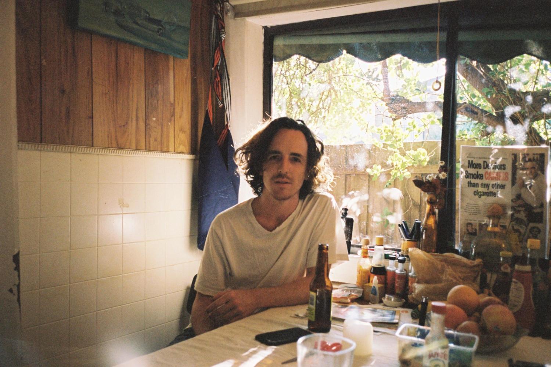 Australian Singer Martin Frawley