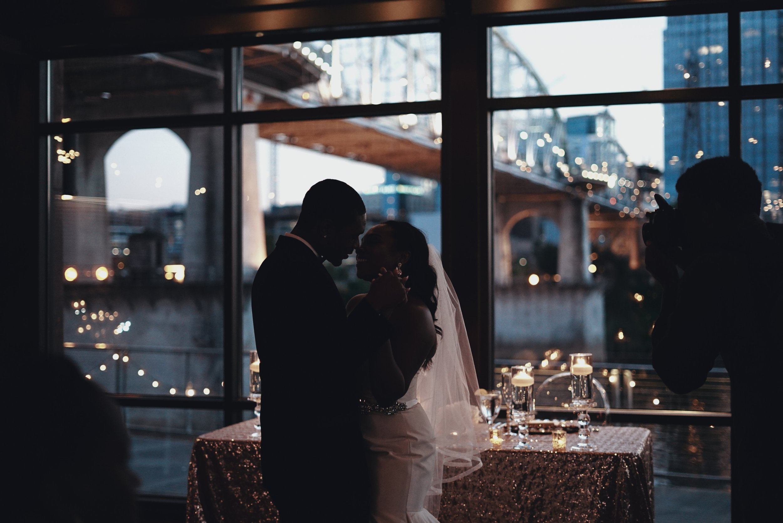 First dance songs - The first time you dance together as husband and wife...