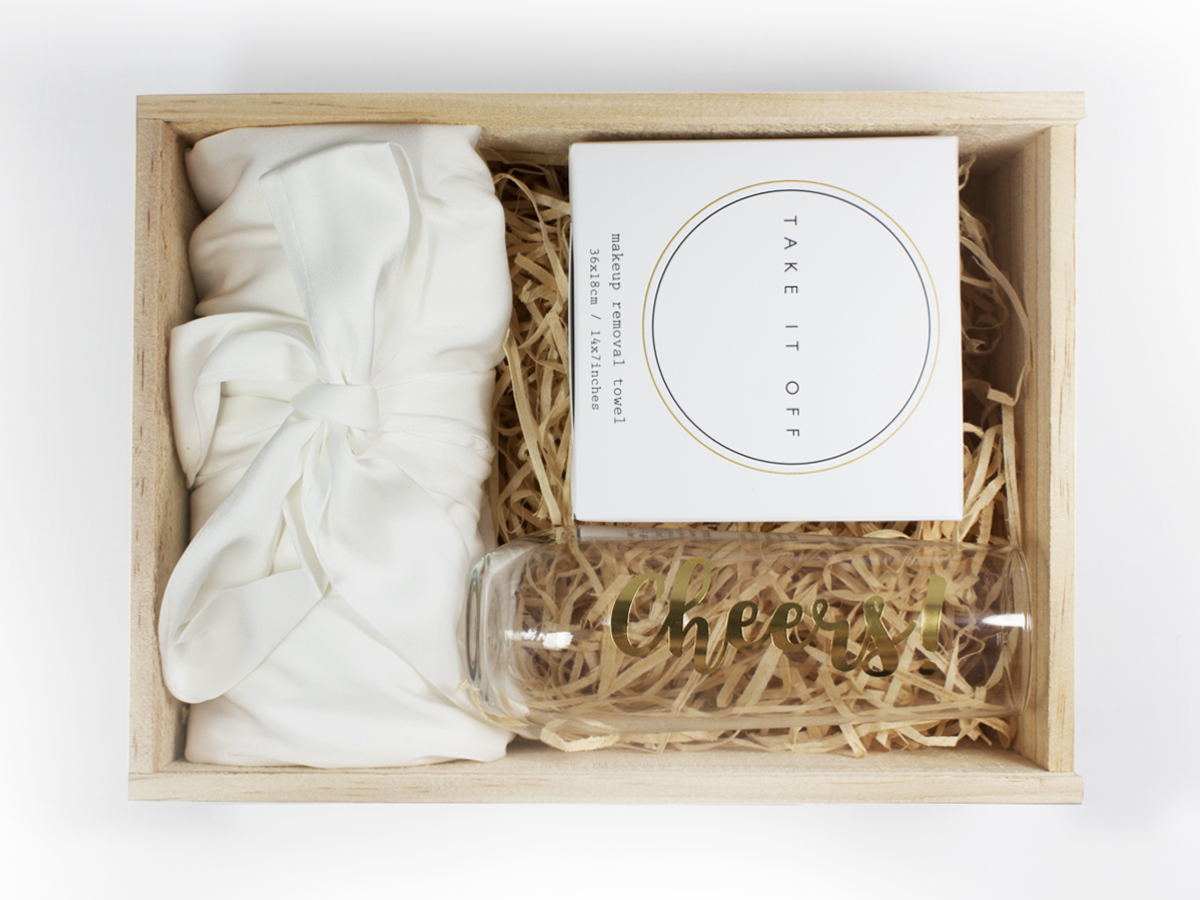 Gift box for bride to be