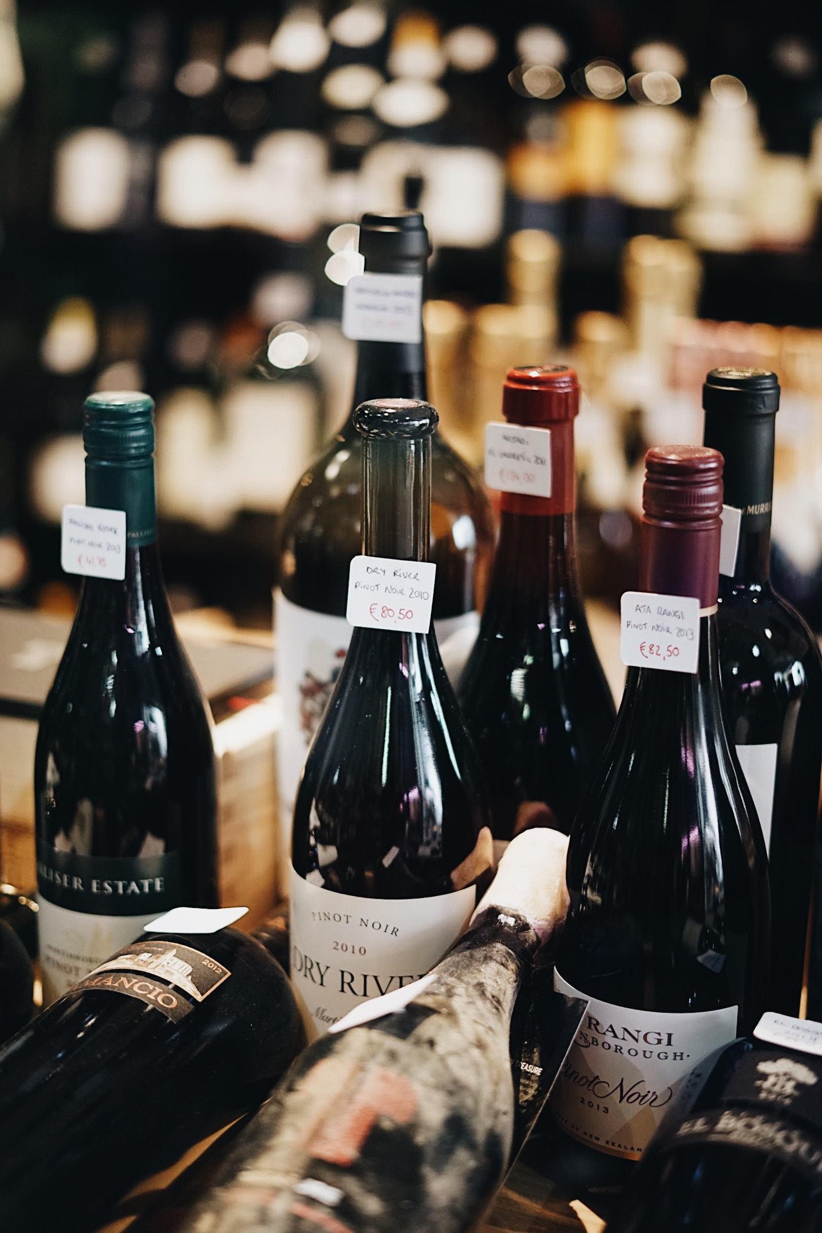 How to chose your wedding wines NZ