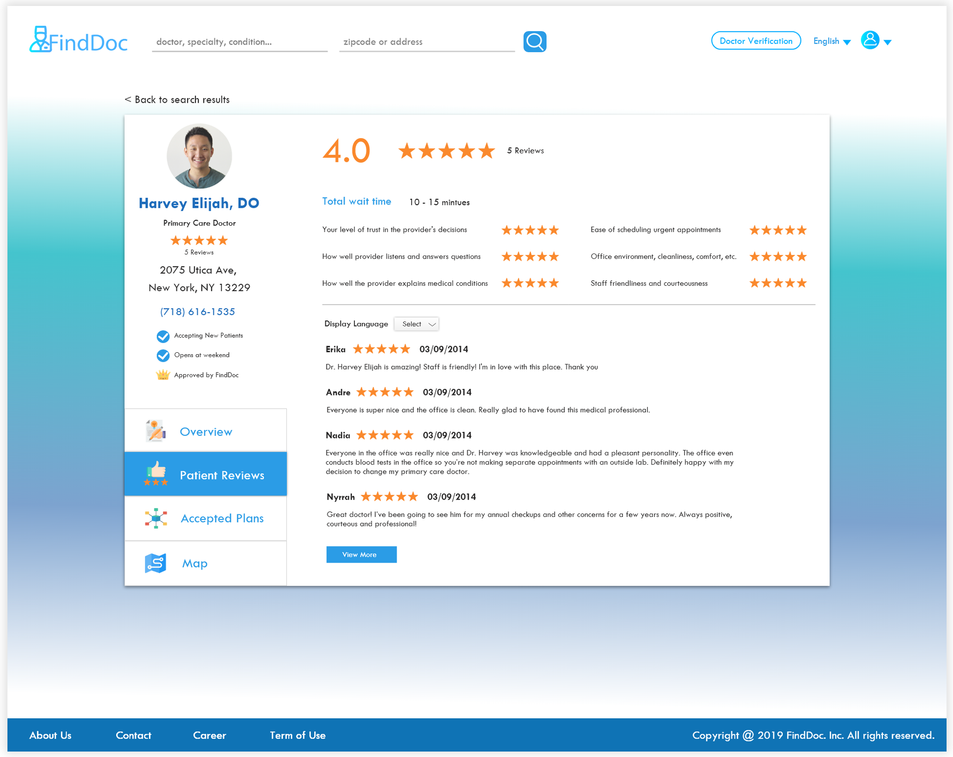 Doctor Profile – Patient Reviews.png