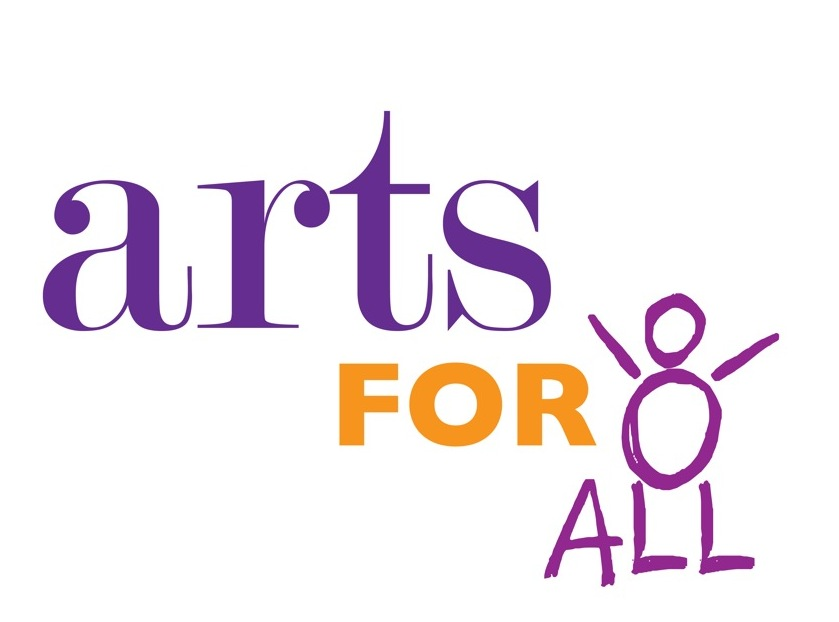Arts For All Redesign - Redesign a non profit organization website to attract donation and participation