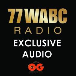 Interviewed on  77 WABC Radio