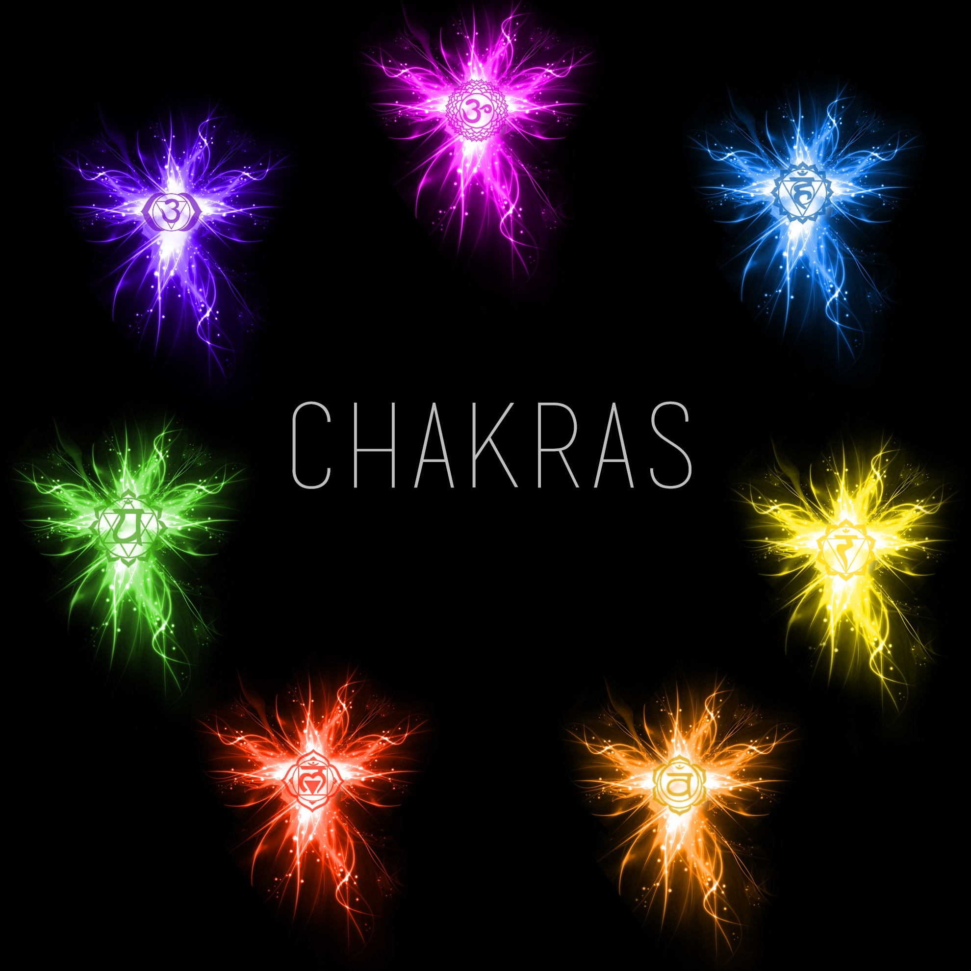 TRU CHAKRA FLO  There are 7 energy centers along our spines that connect our inner self and physical bodies, known as the Chakras. When the Chakras are aligned, it allows for energy to flow freely throughout the body for a greater physical, spiritual, emotional, and mental balance.  Suitable for all levels.