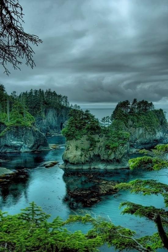 Cape Flattery (source unknown)