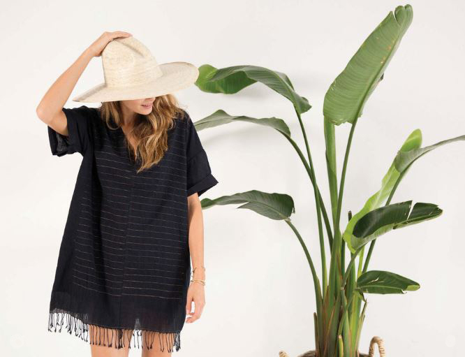 1. cool tunic - The Tulum tunic is perfect for travel because it can be worn as a beach cover-up, a top or a dress. Hand-woven in the softest cotton.