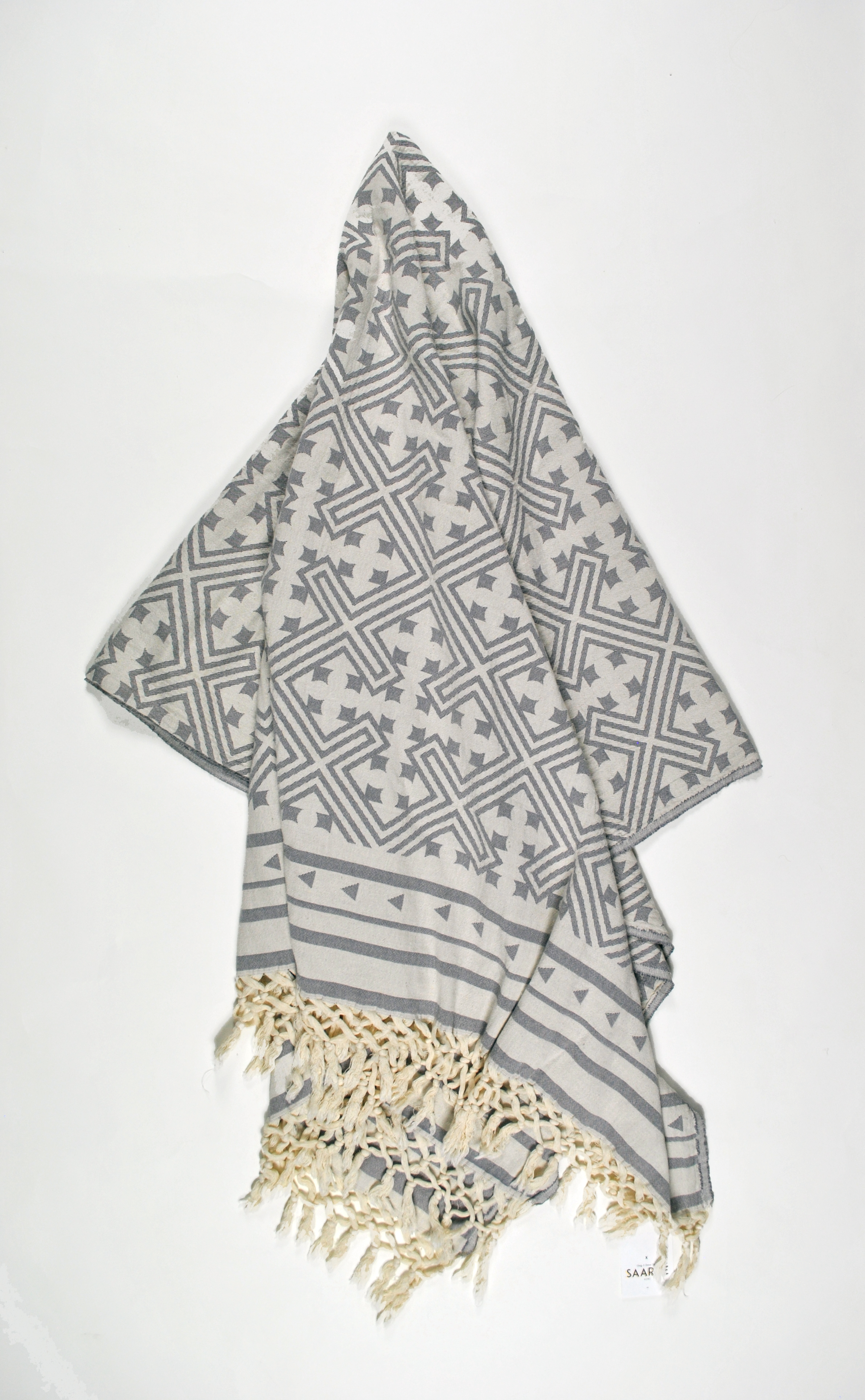 4. beach blanket - Soft and stylish. The perfect beach blanket for two.