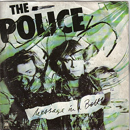 "The Police ""Message In A Bottle"" - Remix"