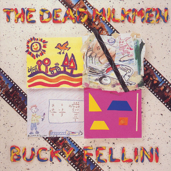 "Dead Milkmen ""You'll Dance to Anything"" - Remix"