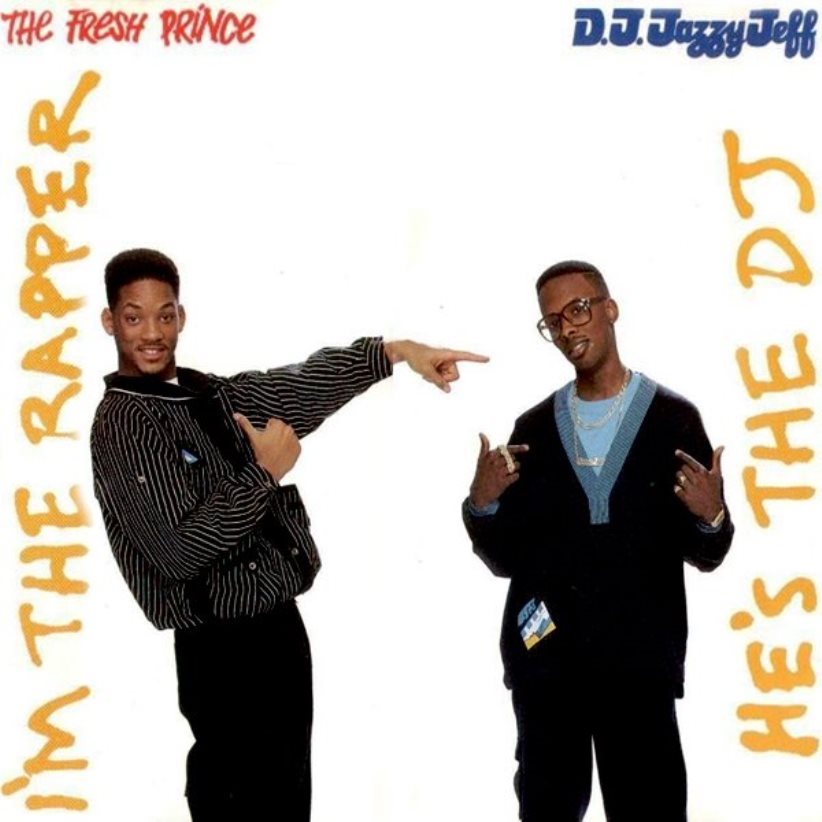 "Jazzy Jeff & The Fresh Prince ""He's the DJ, I'm the Rapper"" - Engineer, Mixer"