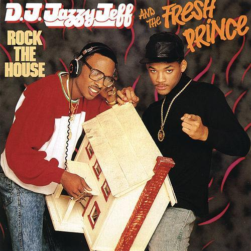 "Jazzy Jeff & The Fresh Prince ""Rock the House"" - Engineer, Mixer"