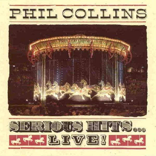 "Phil Collins ""Serious Hits Live"" - Mixer"