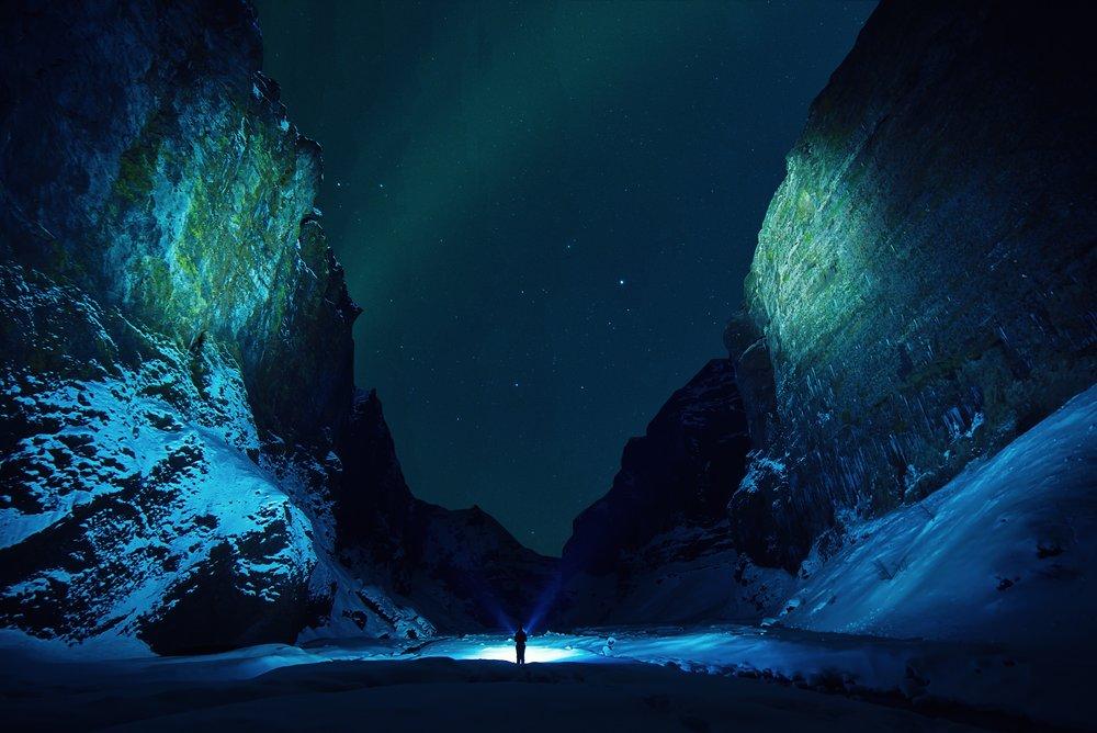 Jonaton Pie ~ Stakkholtsgja Canyon, Iceland