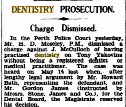 The West Australian 29 May 1936