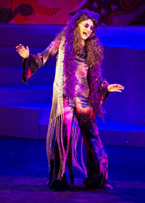 Merrill Peiffer as Janis Joplin