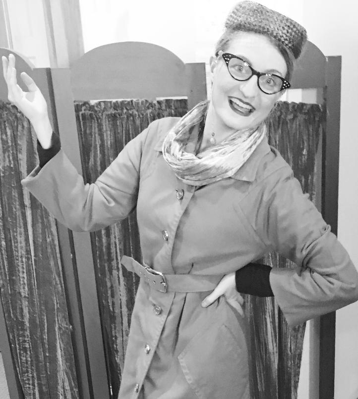Merrill Peiffer as Miss Shields