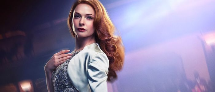 Can you imagine Rebecca Ferguson (Jenny Lind in Greatest Showman)as Iris? - Let's start a trend on social media and see if we can make this untamed story into a Hollywood production!
