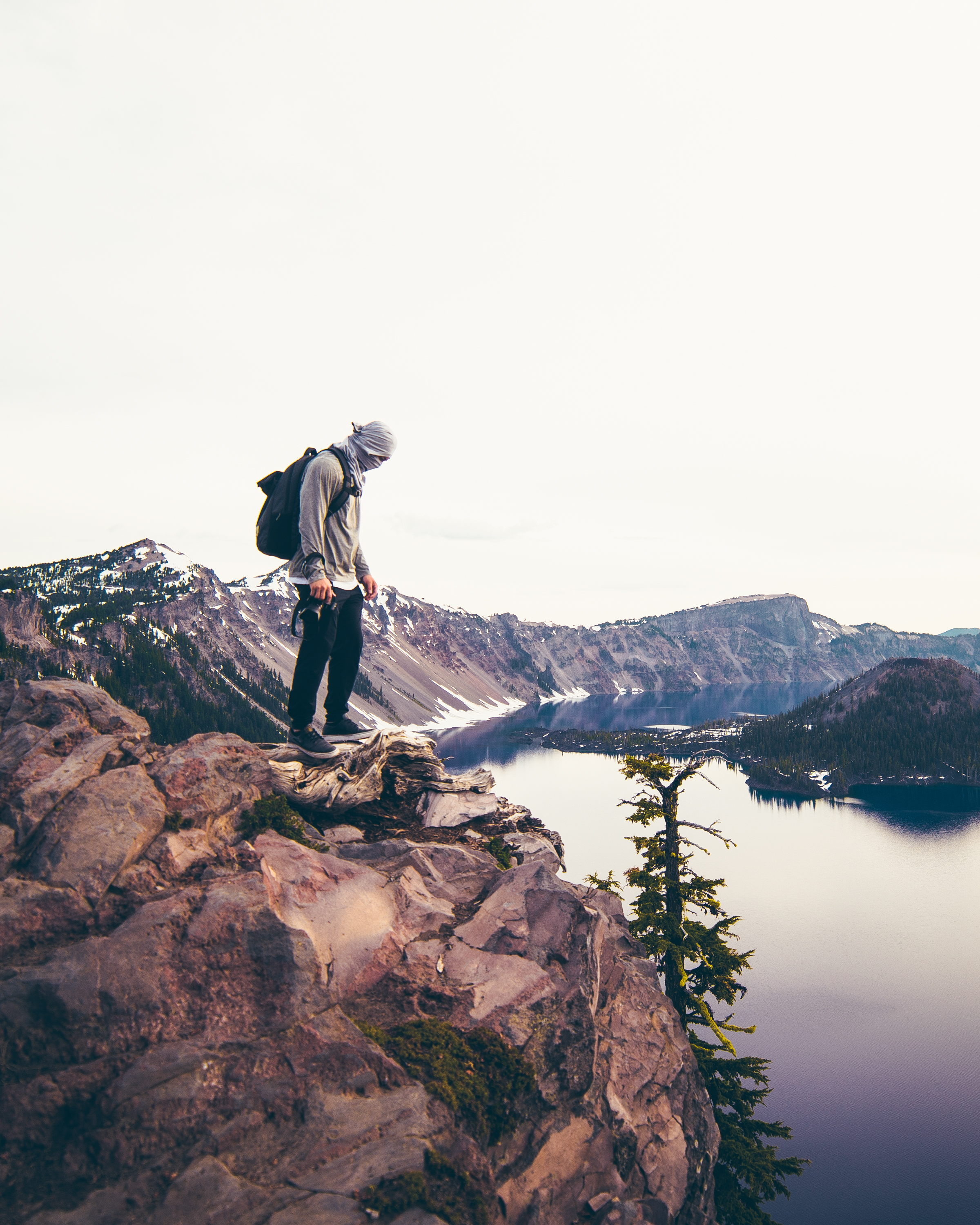 - Jordan Lacsina is an outdoor photographer from Hilo, Hawaii now living in Portland, Oregon. Through his travels he seeks adventure and captures his experiences along the way in hopes to inspire others to get out and explore!