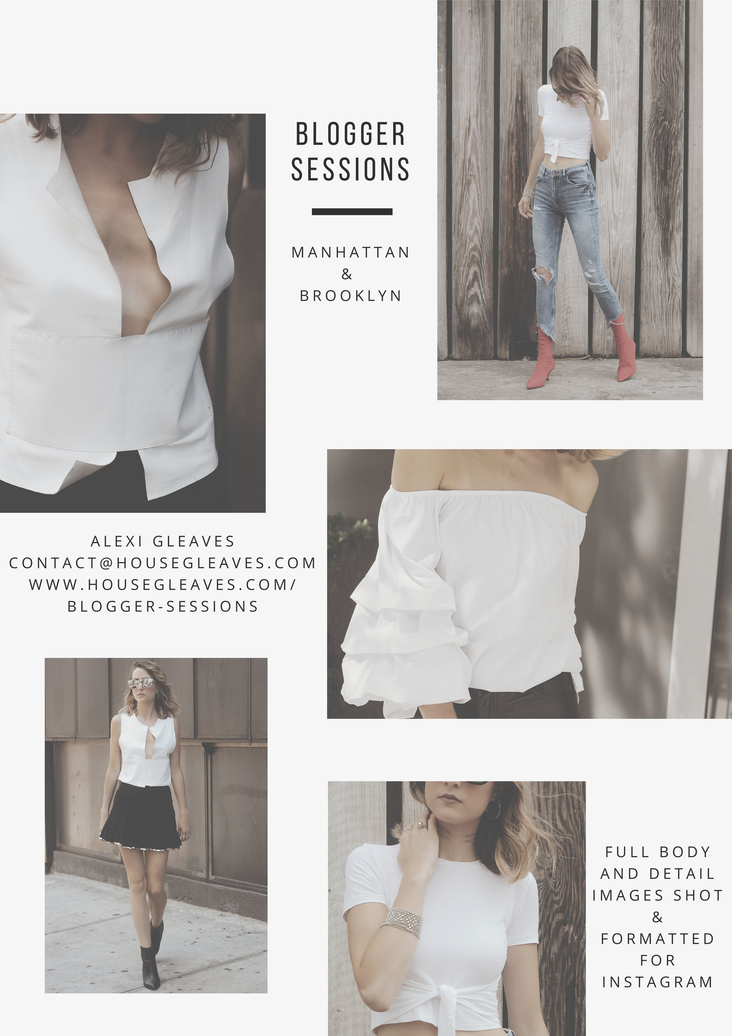Blogger Sessions-1