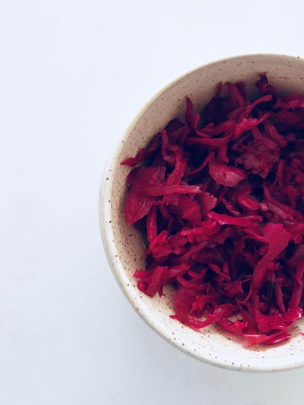 Sauerkraut is one of the most probiotic-rich foods you can find.