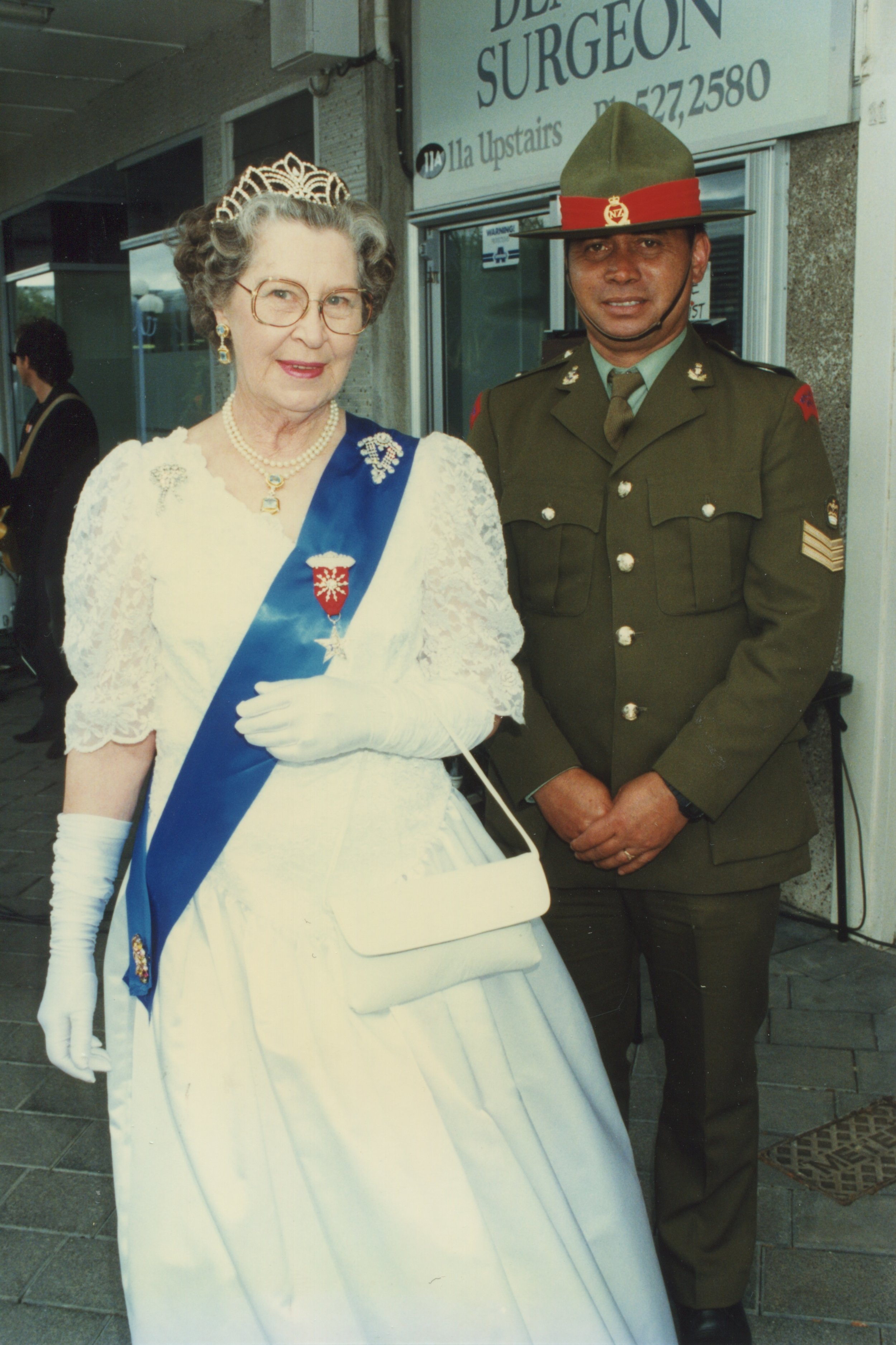 Panmure 150 Years Celebrations. Image credit: Panmure Business Association. 1998.
