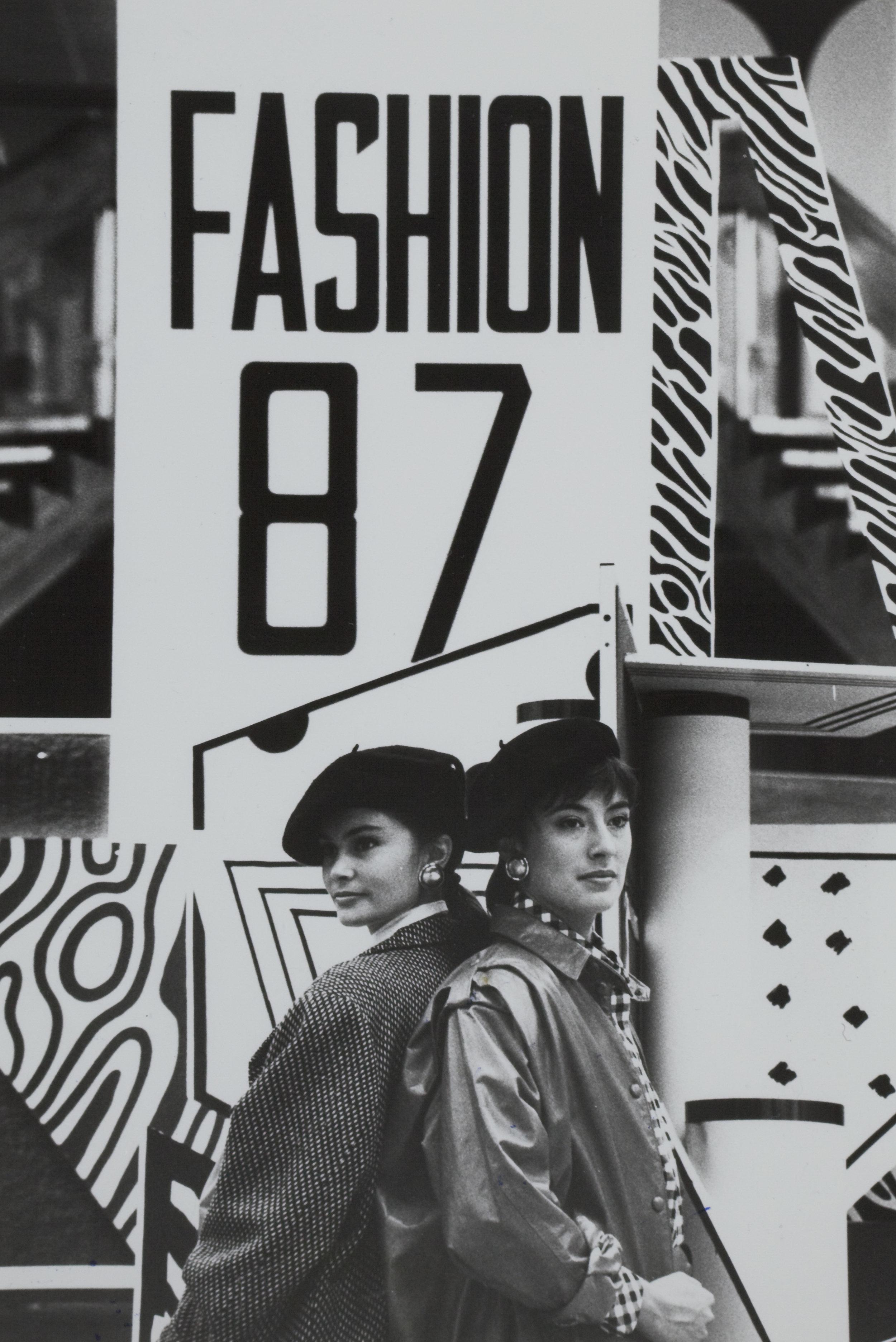 Fashion' 87', Manukau City Centre, 1987. Creator: Unknown Date: March 1987 Footprints 00589