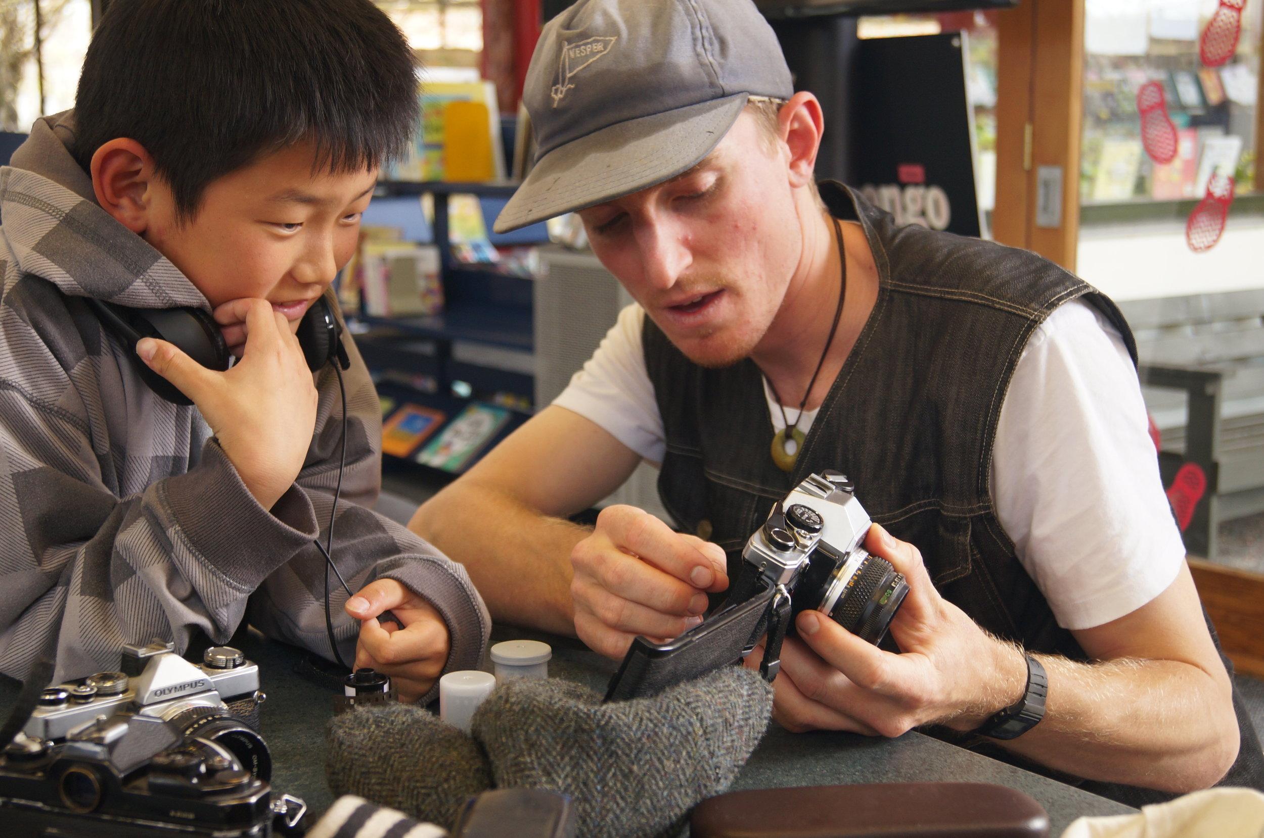 Nortchote photography workshop