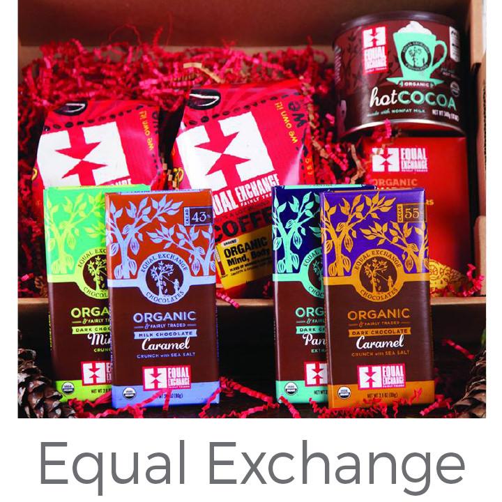 Equal Exchange fair trade coffee