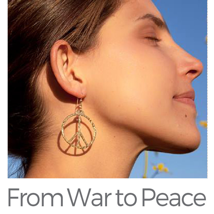 From War To Peace gifts for peace