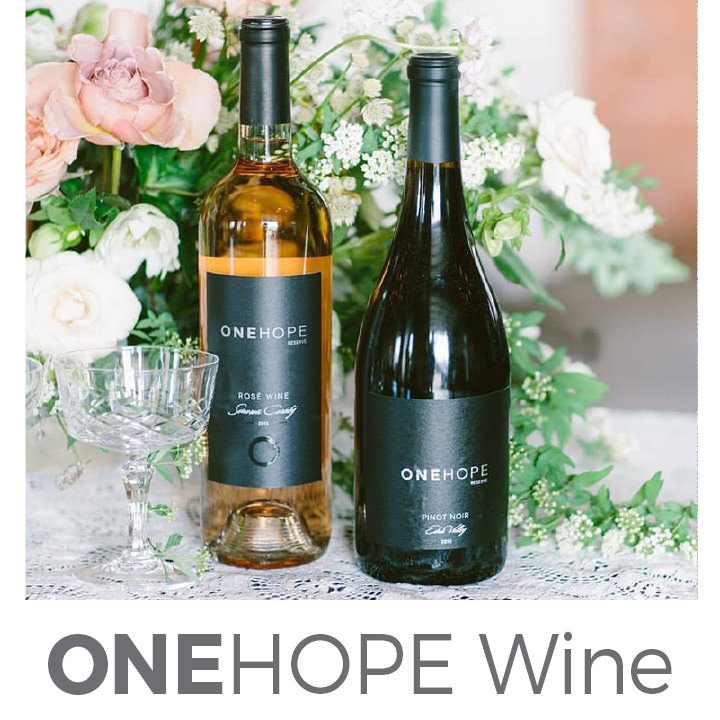 ONEHOPE Wine companies that give back to charity