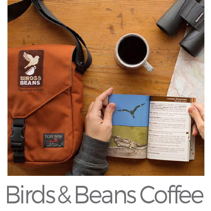 Birds and Beans Coffee saving the rainforests