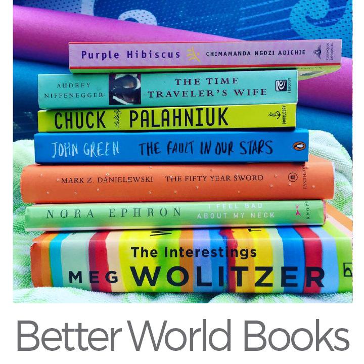 Better World Books socially responsible companies