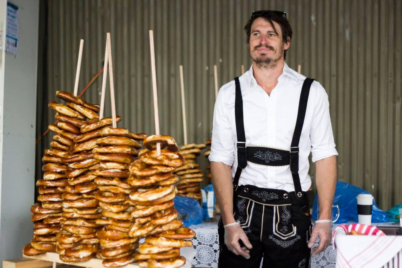 Oktoberfest Pretzels