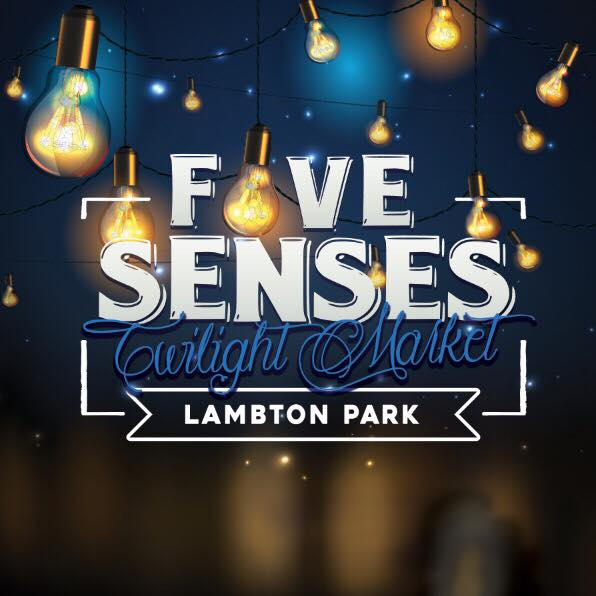 Five Senses Twilight Markets hosted by A La Mode Events