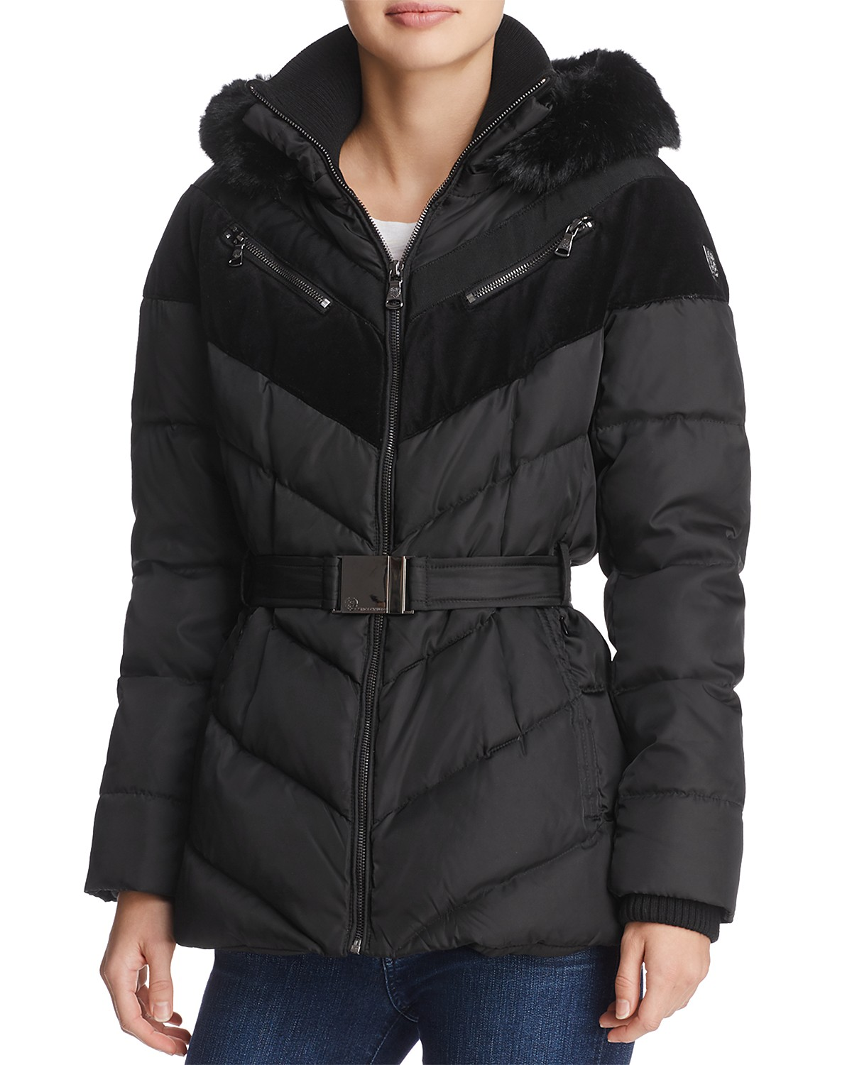 VINCE CAMUTO PUFFER