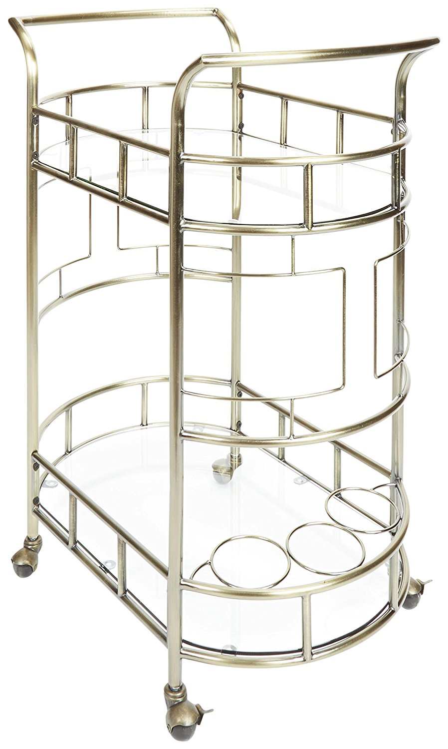 Silverwood Bar Cart
