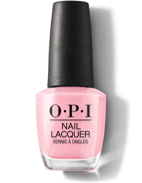 OPI Pink Ladies Rule the School