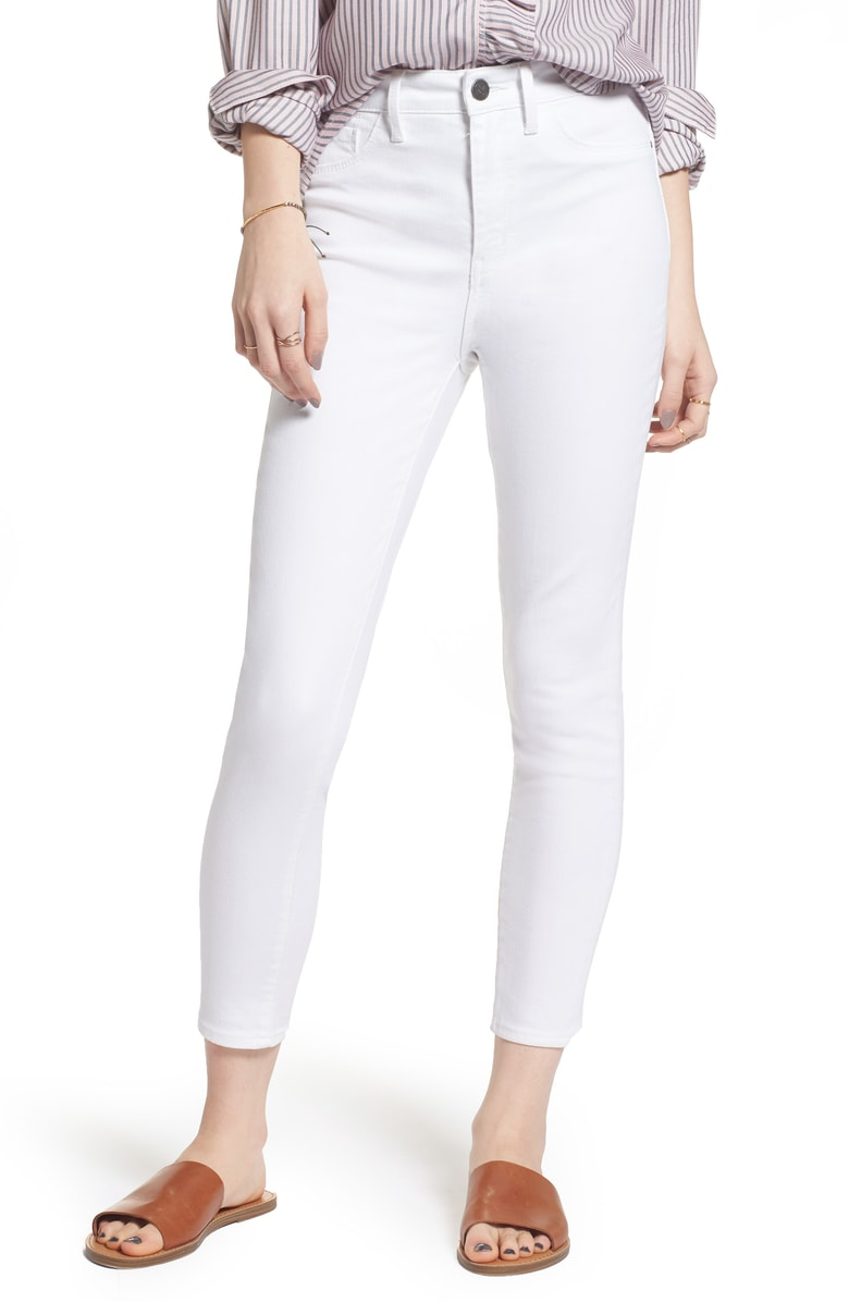 Treasure and Bond White jeans