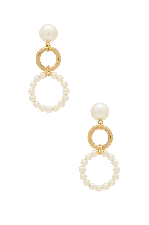 Double Drop earrings