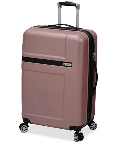 London Fog suitcase