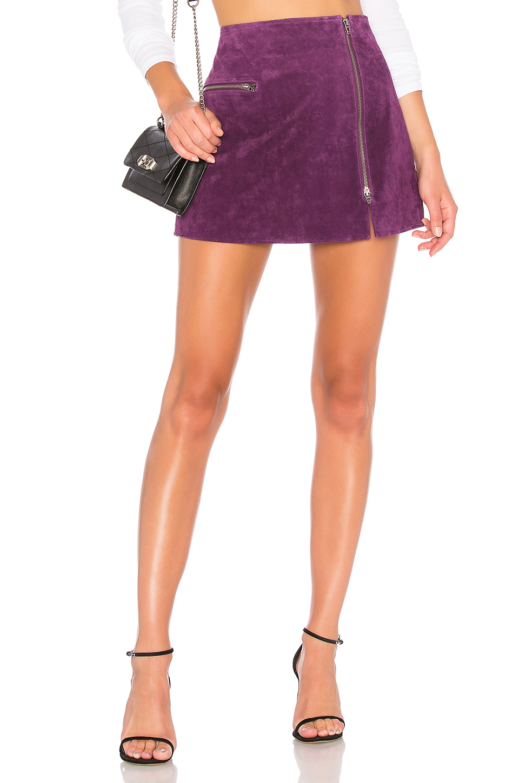 BLANKNYC Asymmetrical Skirt