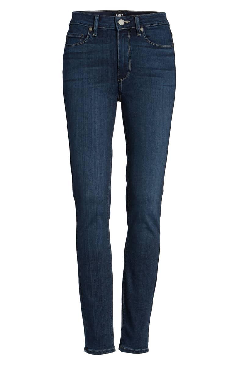 Paige Transcend Hoxton High Waist Jeans