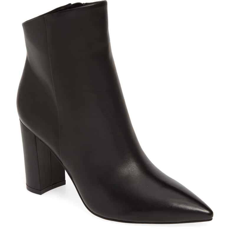Marc Fisher LTD unique bootie